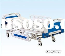 Three-function Manual hospital bed
