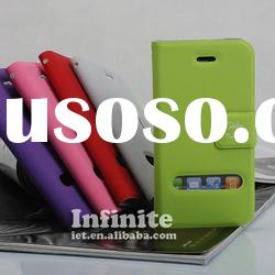 Ultra Thin Leather Case for iPhone 4