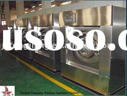 Used commercial laundry washers