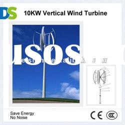 V 10KW vertical axis wind turbine vertical