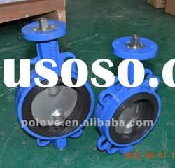 Wafer type demco butterfly valve