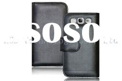 Wallet Credit Card Leather Cover for Samsung Galaxy S3 I9300 wholesale