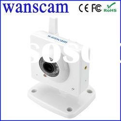 Wanscam Indoor use Night Vision wifi Digital motion detection camera mini