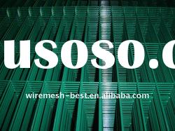 Welded Stainless Steel Wire Mesh Panels