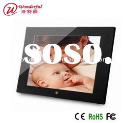 Wholesale,high quality 12 inch digital photo frame