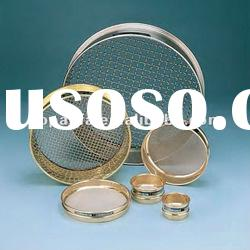Wire Mesh Sieve/Diameter:15cm/Stainless Steel Wire Mesh/Precise Filteration in Metallurgy,Wine