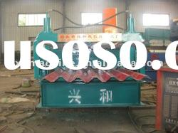 XH840-750 botou new type double layer roll forming machine