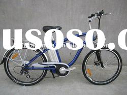 beach cruiser electric bicycle with big power motor