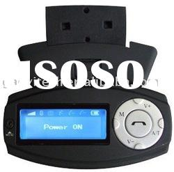 bluetooth hands free car kit ID showing TTS function