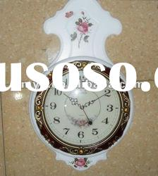 clock supplier solid wood contemporary wall clock