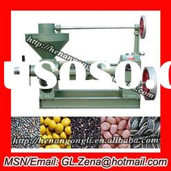 cold pressed castor oil machine / small oil screw press / palm kernel oil press machine