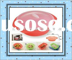 collapsible food grade silicone food steamer