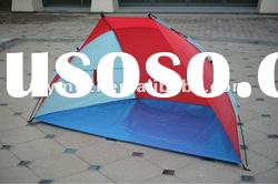 colorful hot selling fishing sunshade pop up beach tent