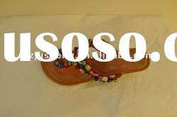 custom design 2013 women fashion sandals, lady slippers manufacturer