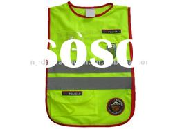 cute high visibility reflective child safety vest