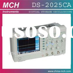 digital oscilloscope/25MHz oscilloscope/25MHz digital oscilloscope/DS-2025CA