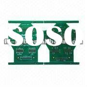 double side electronic circuit board