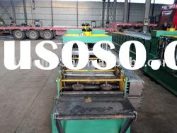 eco-safe colored tile sheet/corrugated steel sheet roof machine