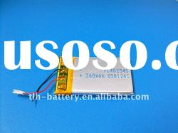 electric tool battery 1500mAh 3.7v high quality low price