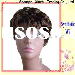 fashion curly synthetic wigs for sale SW-078
