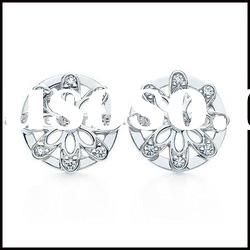 fashion earring and earring jewelry with cheap price