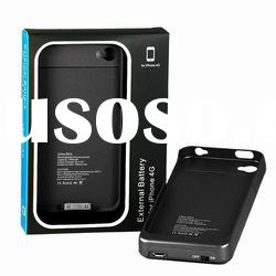 for iphone 4 4s 1900mah external battery pack