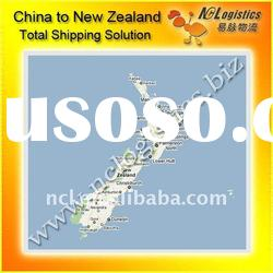 freight agent China to Christchurch,New Zealand