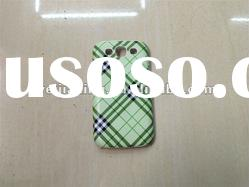 grid pattern hard case for samsung galaxy s3/i9300