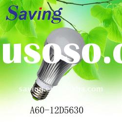 high power LED bulb ,LED lamp ,LED spot light , LED spot lamp for free shipping (A60E27-12D5630)
