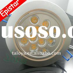 high power led downlight 12*1w CE 1020LM