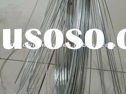hot dipped galvanized iron wire(factory&exporter)/electro galvanized wire/annealed black wire