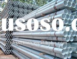 hot rolled and cold rolled aisi 300 series stainless steel pipe