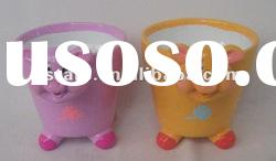 hot-sale piggy ceramic flower pots
