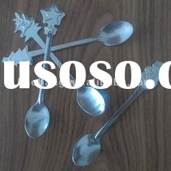 hot sale!! stainless steel tea spoon, coffee spoon, baby spoon