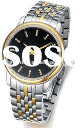 hot sales stainless steel watch japan movement