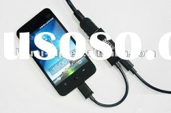 hot sell high quality micro usb 5pin to hdmi cable for TV