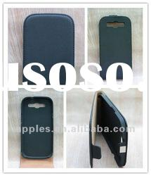 hot selling leather case for galaxy s3 i9300