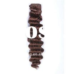 indian remy hair weft 100% Indian Remy Hair Hair GradeA++