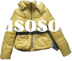 ladies warm winter padded jacket