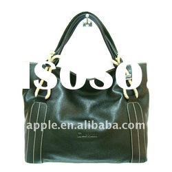 latest genuine leather ladies handbag fashion design