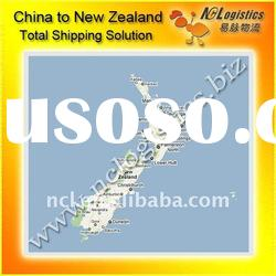 lcl fob freight rates China to Christchurch,New Zealand