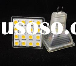led spotlight square smd spotlight led mr16 220v 16smd5050 210lm CW