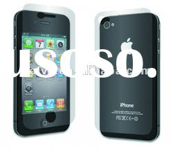 manufacture hot sell LCD screen protector for iphone 4g