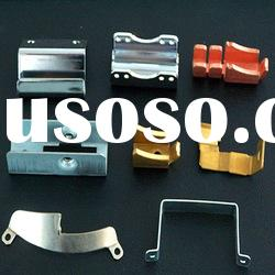 metal bracket parts aluminum ,brass parts