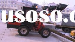 mini loader ZL08A ,Chinese loader for sale