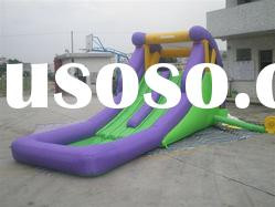 most exciting wet and dry inflatable slide with best price and high quality