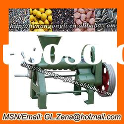oil press machine / olive oil press / screw oil press / cold press oil machine