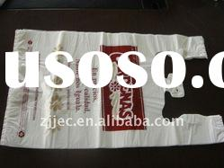 plastic t-shirt packaging bag