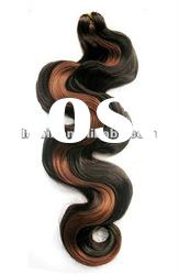 popular top quality with factory price hair extension