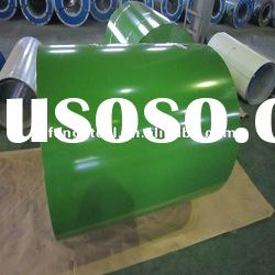 prepainted galvanized steel coil/color coated steel sheet/ppgi coils in the port